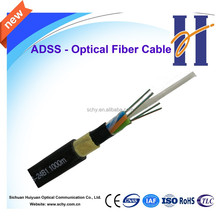 PMMA plastic fiber optical cable, ADSS Cable for communication
