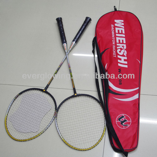 2014New Arrive Hot Sell Wholesale Fashion Professional Sports Aluminum Jointless Badminton Racket