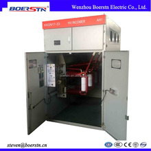 33KV 35KV 36KV Equipped with FZN21-33 Vacuum Load Switch Type Medium Voltage Indoor Fixed RMU Switchgear Cubicle