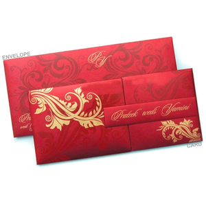 Chinese Style Classical Red Envelope for Money Packing Special Gift for Festival Bulk Buy from China
