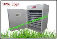 Poultry incubator Broiler eggs for hatching 1000 chiciks MJ-1056 egg incubator for chicken ,duck ,goose ,quail eggs