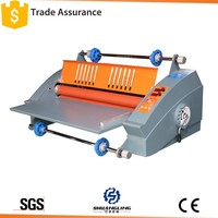 MS-6510A-1 Laminating Machine Electric Photo Embossing Machine 650mm