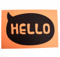 New Fancy Anti Slip 60*40CM door mat for home hotel