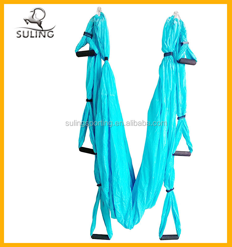 Colorful high quality Inversion Yoga Hmmock Swing
