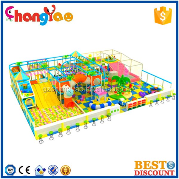 2015 Hot Sale Kids Arcade Machines Soft Play Indoor Playground For Children