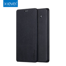 China alibaba leather flip case for samsung galaxy j5 stand cover