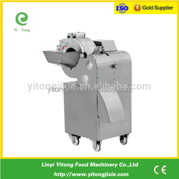 CE Commercial root vegetable cube chopping cutter dicer machine