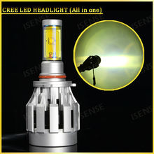 New arrival auto parts headlight tuning h4 h7 h8 h9 h10 h13 h16