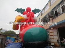 christmas toys/ large inflatable items