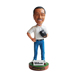 Baseball custom sports figurine bobble head