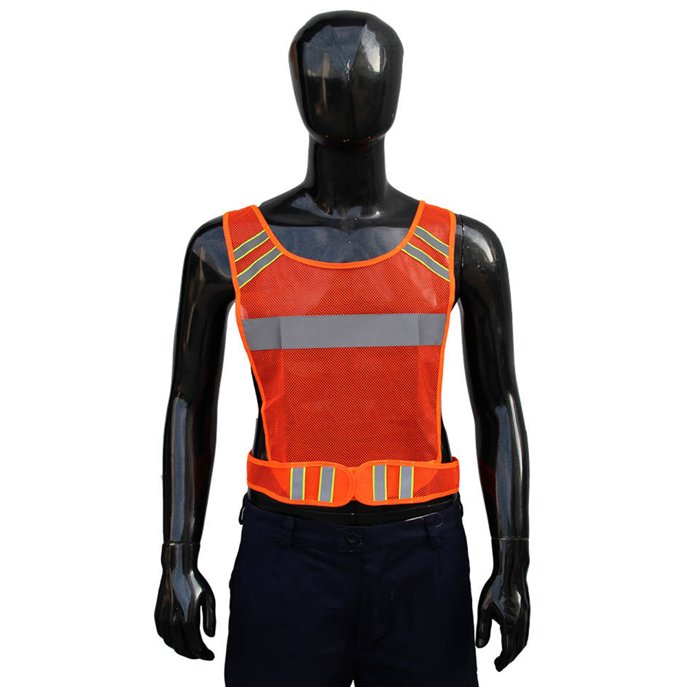 Reflective Vest of Unique Design for Running Walking Cycling Jogging Motorcycle