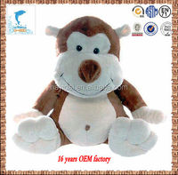 stuffed big mouth monkey toy to kids plush animal toys cn71 ASTM CE stuffed toy