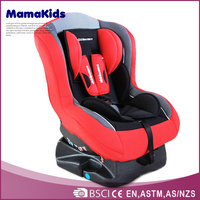 ECE R44/04 certificate safety baby car seat, safety baby car seat with high quanlity car seat molded foam