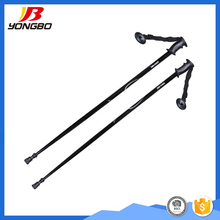 Yongbo aluminum 7075 Eva grip handle ski pole