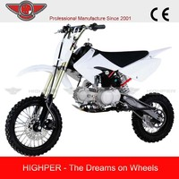 High-quality Gas-powered Dirt Bike Motorcycles 4 Stroke125CC (DB603)