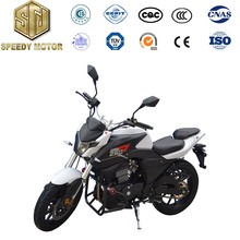 newest model 200cc fashion gas powered motorcycles