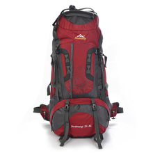 Hot camping mountain backpack bag travelling durable outdoor waterproof hiking backpack