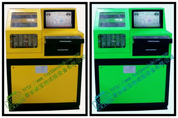 professional common rail injectors tester test bench