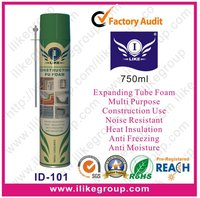 I-LIKE Expanding Spray Pu Foam Sealant