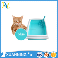 cat sand box cat litter box toilet for pet dog cat