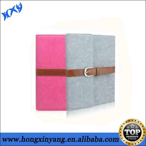 Magnetic Belt PU Leather Stand Case Smart Cover for ipad 2/3/4