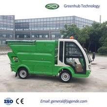 Mini Waste Collection Garbage 2-3 Cubic Compactor Truck