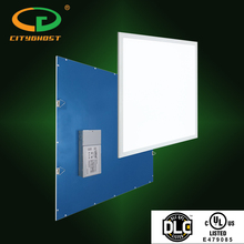 5 Years' Warranty Indoor Ceiling Lighting 110LM/W Silver Frame 0-10V Dimmable 2'x2' LED Panel UL 40W