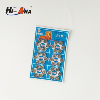 hi-ana button1 20 QC staffs ensure the quality High quality press metal snap button