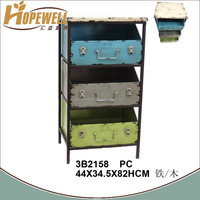 wholesale metal storage cabinet , shelf bracket with drawers