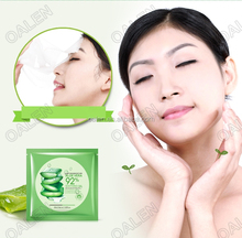 Cosmetics Nature Soothing & Moisture Aloe Vera 92% facial mask Gel