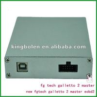 fgtech galletto 2 master EOBD2 with high-speed USB2 chip tuning V51 system PROGRAMMING