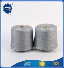 High tenacity 34/1 100% gassed mercerised cotton yarn indonesia