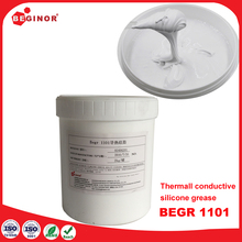 Thermal grease silicon compound