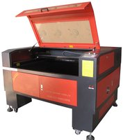 fabric and leather belt laser cutter and engraver 1290 with CE and FDA