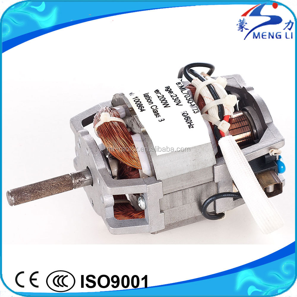 Durable AC Electrical Food Processor Juicer Mixer Blender <strong>Motor</strong> (ML-7025)