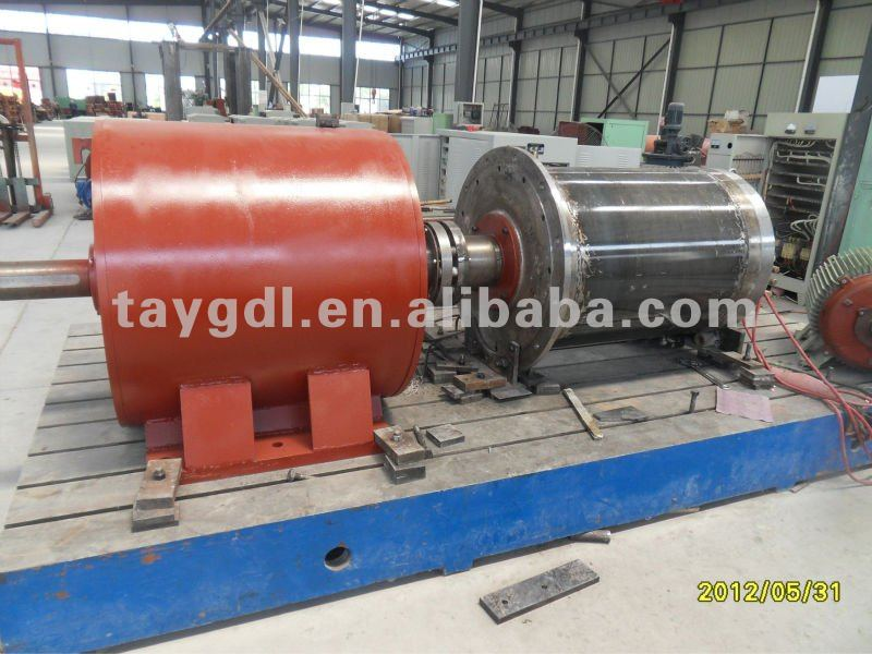 Low speed big torque large power permanent magent generator