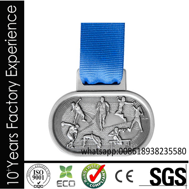 CR-RR533_medal Multifunctional personalized half finisher marathon medal for sell