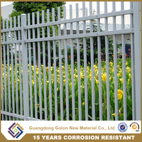 2016 hot sale metal Garden Fencing Price decorative fencing in Garden,Home,Factory, School ,Villa(Factory & Exporter)