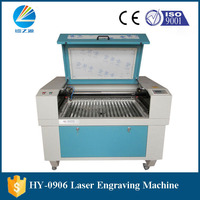 Laser acrylic sheet cutting and engraving machine/wood engraver/glass engraving machine