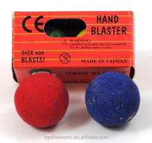 cracker smoke hand blaster ball fireworks