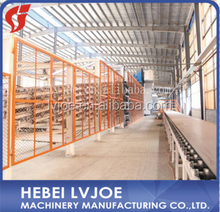 paper-faced gypsum board/plasterboard production line/ making machines/producing equipment