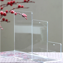 custom Acrylic bookend