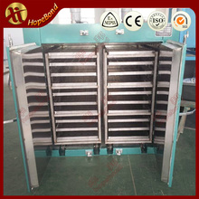 Hot air cycle fruit/apple drying oven/mango processing drying machine
