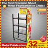 Metal fruit vegetable display racks/ display shelves from Kindle factory with 32-year experience