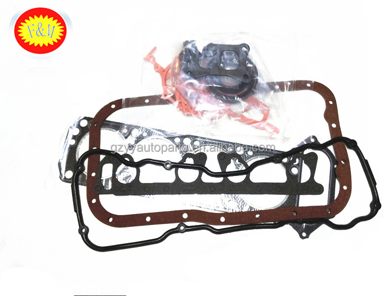 Auto engine Full Gasket Set 10101-22G26 10101-05N25 10101-22G25 10101-T7026 10101-W4126 for URVAN Bus VANETTE Bus