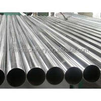 Welded Round Pipe for Building Construction