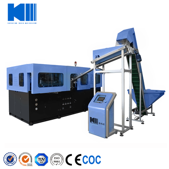 King Machine hot filling pet blowing machine