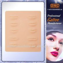 ractice skin for tattoo beginner for permanent makeup practice