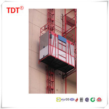 SC200GN single cage construction/building hoist /elevator/lift with frequency conversion