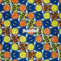 Item No.060695 Factory price direct sell latest design african super chichigan wax printed fabric